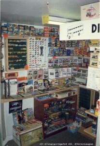 Dinnages Bookshop 1993