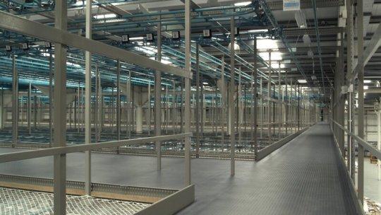 Les 4 revêtements de sol au choix pour un entrepôt