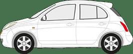 Anhängerkupplung verbauen für Nissan Micra