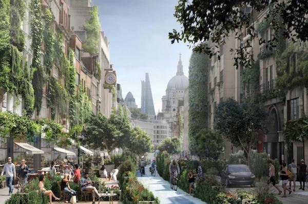 'green block' concept turn