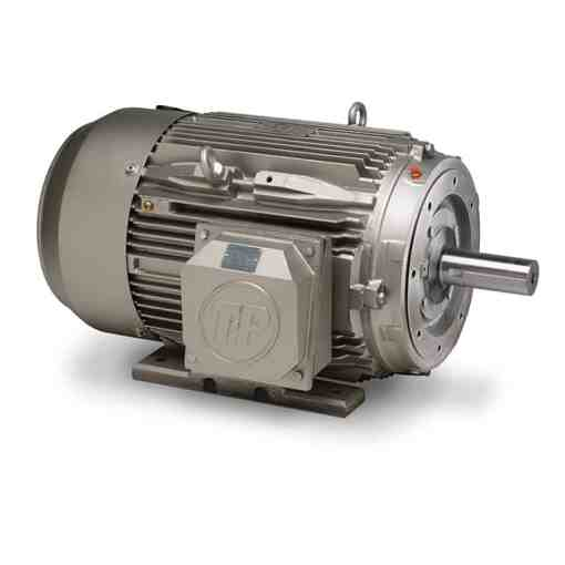 Trans-Power C-Face Motor