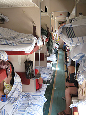 TransSiberian Railway Car Classes  TransSiberian Tips
