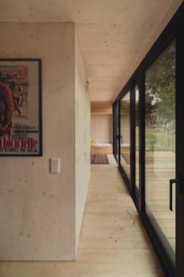 Minimalhaus Innenraum