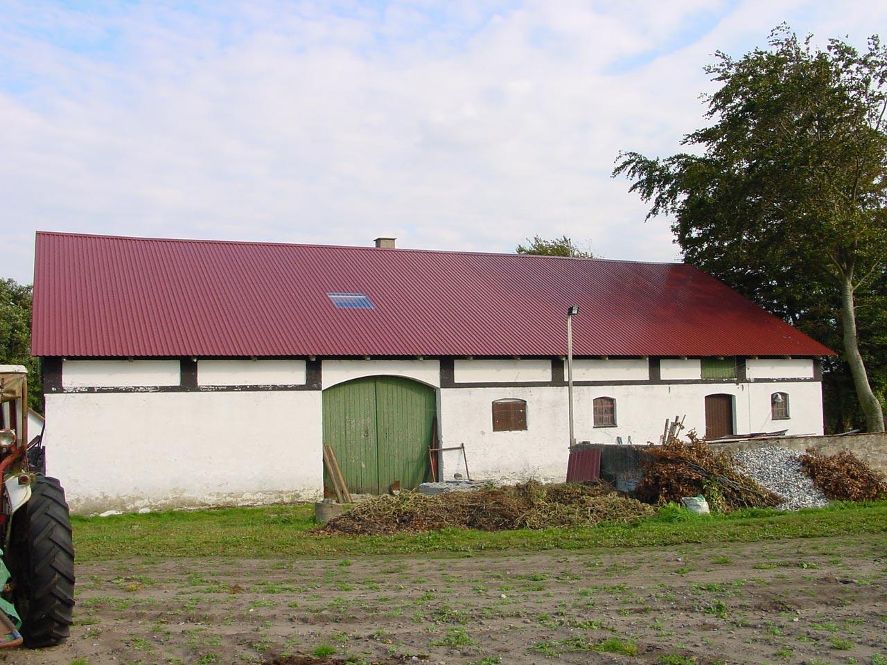 Hallenbau In Der Landwirtschaft Mit Profilblech