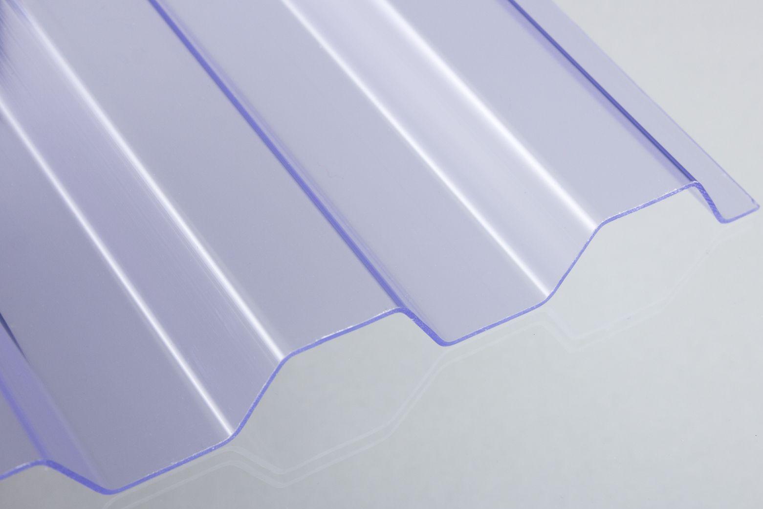 Lichtplatten Pvc 70/18 - 1,4Mm Stärke » Im Trapezbleche Onlineshop