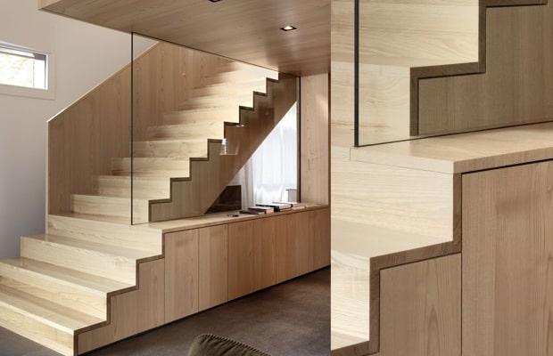 Moderne trappen  Fotospecial Inspiratie  Tips