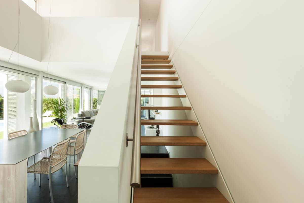 Open trap plaatsen voor en nadelen prijs  inspiratie