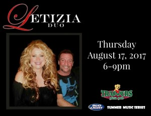 Letizia Duo at Trappers