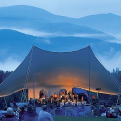 Low Back Chairs For Concerts Blue Leather Executive Chair Stowe Vt Events | Trapp Family Lodge