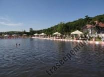 Baile Sarate Turda_strandul Lacul Roman_2