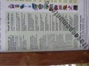 Cabana Garofita Pietrei Craiului_panou informativ