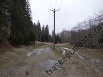Valea Dambovitei _parcare
