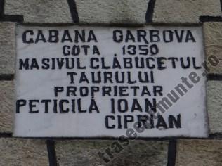 Cabana Garbova_sigla