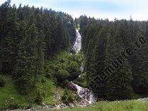 Cascada Zbuciumatu