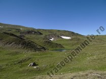 Lac in Caldarea Galbena