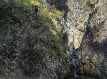 Canionul Valea lui Stan_scari_1