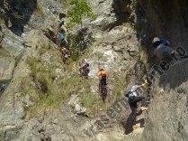 Canionul Valea lui Stan_scari_4