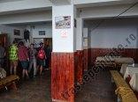 Cabana Dochia - Muntii Ceahlau - sala de mese