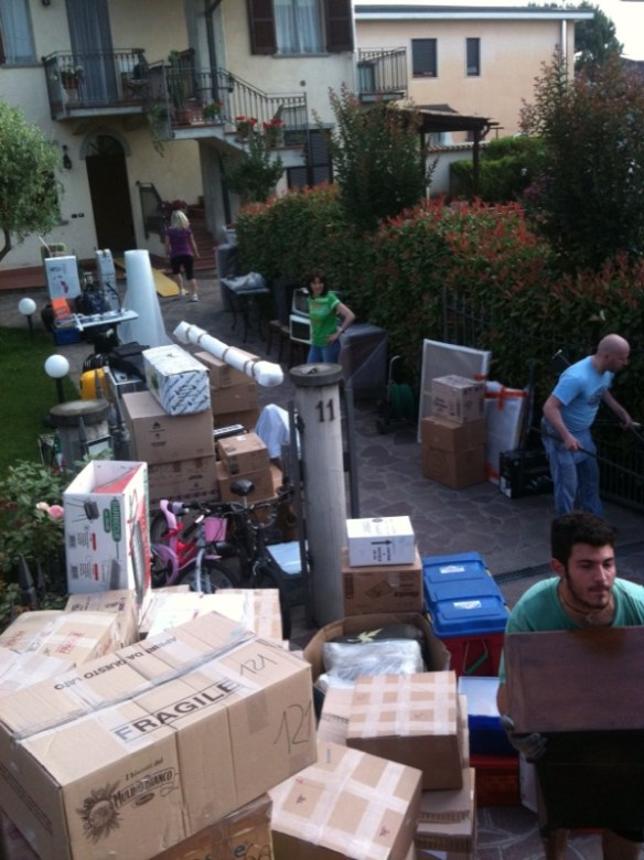 Trasloco alle canarie