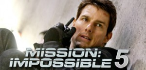 mission impossible 5 canarie
