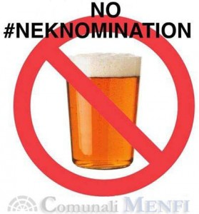 neck nomination