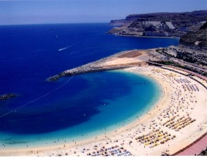 spiaggia di Amadores Gran Canaria