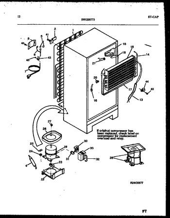 GTN198HH3 Parts List
