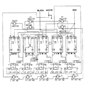 CCE3530W Parts List