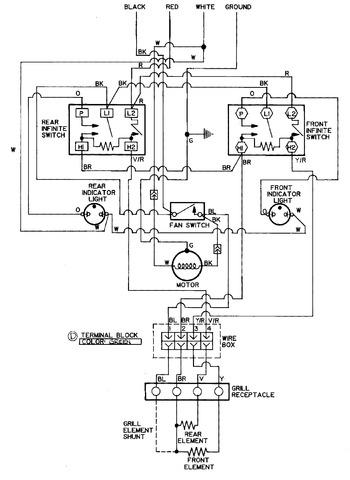 CVEX4100W Parts List