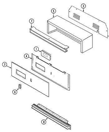 CWG3600AAB Parts List