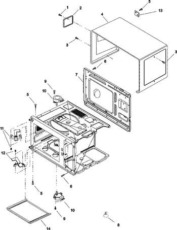 DFS18E (BOM: P1330222M) Parts List