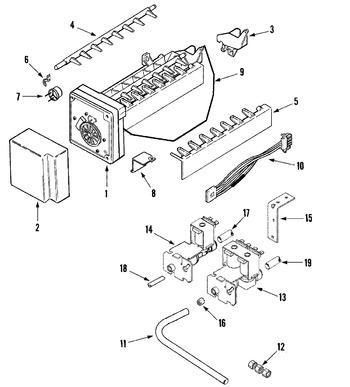JS42CSFXFA Parts List