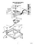 3LA5581XYN0 Parts List