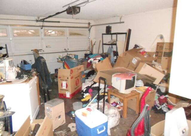 Garage Cleanouts Services And Junk Removal As Low As 99 In Nh And Ma