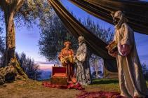 Luci sul Trasimeno - Presepe Monumentale 3 (Foto Roberto Pagnotta)