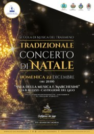 Luci sul Trasimeno - Concerto Scuola di Musica