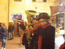 Luci sul Trasimeno - Street Band (foto Maurizio Censini)