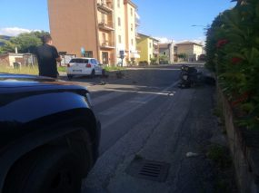 Francesco Rubeca incidente magione politica
