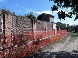 Isola Polvese lavori pubblici luciano bacchetta provincia di perugia restauro castiglionedellago cronaca