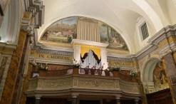 foto concerto organo con partecipazione chiarine 3