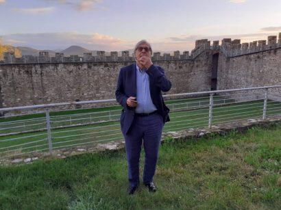 Isola Polvese vittorio sgarbi castiglionedellago cronaca