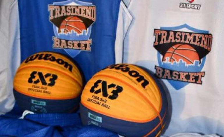 """""""Trasimeno Basket - Ball don't lie"""", tre giorni di sport e spettacolo"""