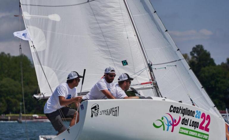Dal Trasimeno a Marsiglia: Carloia, Coppetti e Garzi al Campionato Mondiale di Vela
