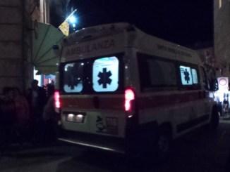 Incidente notturno, scontro tra due auto, una è quella dei Carabinieri di Città della Pieve