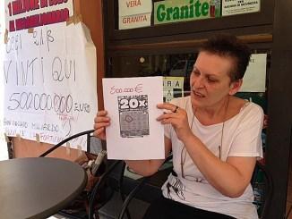 Cinquecentomila euro vinti a Città della Pieve, la fortunata è un'anziana