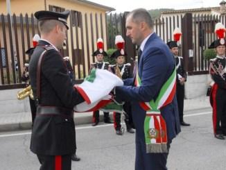 Stazione Carabinieri a Tavernelle, inaugurazione con Bocci