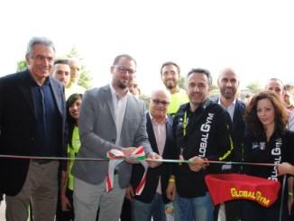 Inaugurata a Magione la Global Gym, palestra che coniuga sport e relax