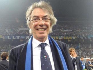 1e0ed5644d506 Massimo Moratti a Tavernelle per intitolazione stadio al padre Angelo
