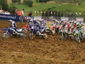 Motocross, a Gioiella la prima prova del Tricolore 2016