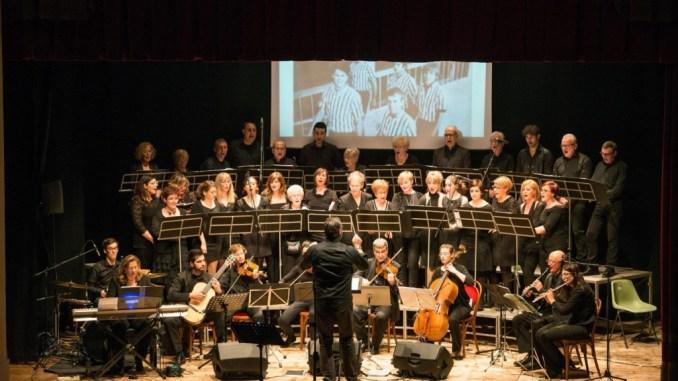 Dal Morlacchi alla Val d'Aosta, un anno di successi per la Corale polifonica Magionese